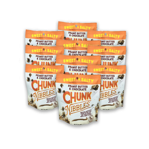 Chunk Nibbles Peanut Butter Chocolate
