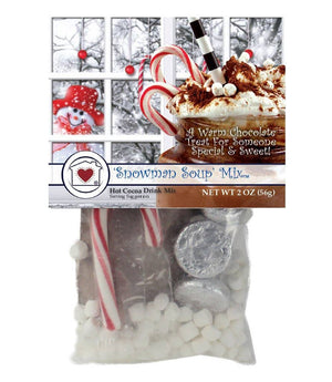 Michigan Made Snow Man Soup Mix- Limited Edition