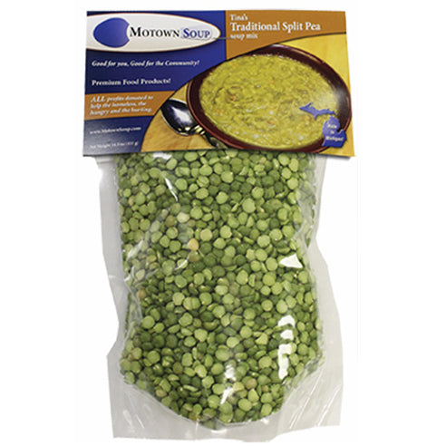 Motown Soups - Split Pea Soup Mix