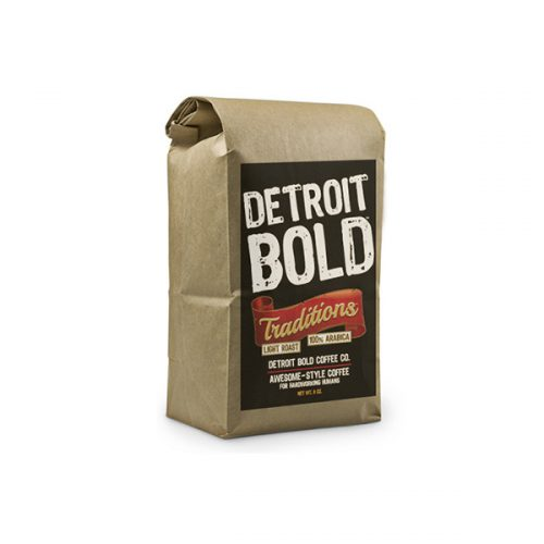 Detroit Bold Traditions Ground Coffee