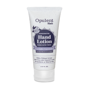All Natural Hand Lotion Travel Size - Lavender