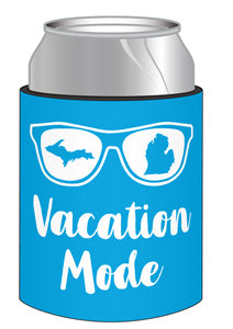 Michigan Vacation Mode Can Cooler