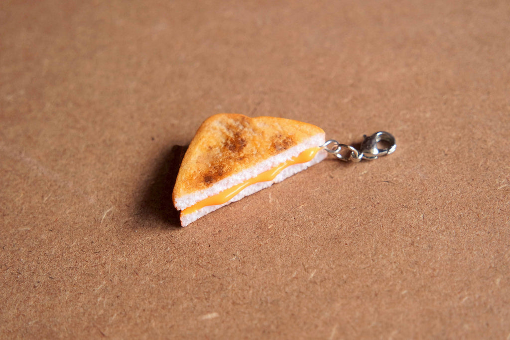 Grilled Cheese Charm