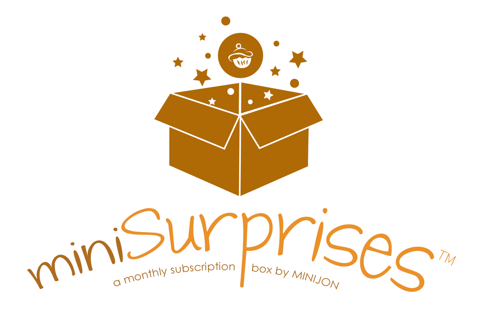 miniSurprises Box: 1 Month Only Package