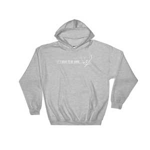 Destination: Home Hooded Sweatshirt