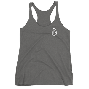For Your Safety Women's Racerback Tank