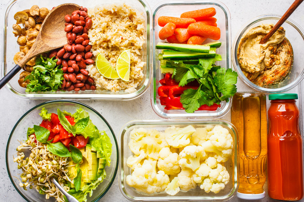 Wfpb Vegan Meal Plan For Beginners Mamasezz