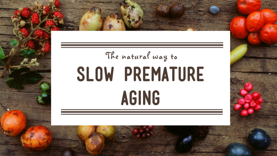 How You're Speeding Up The Aging Process