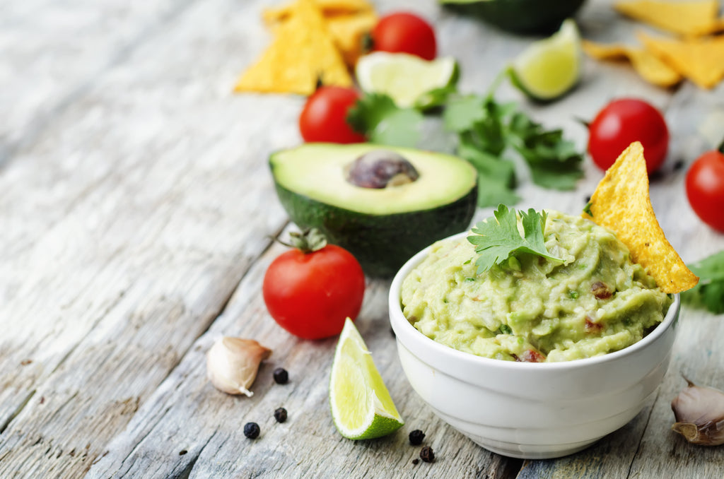 Simple, Delicious Plant-Based Guacamole
