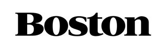 Boston Magazine Logo Review
