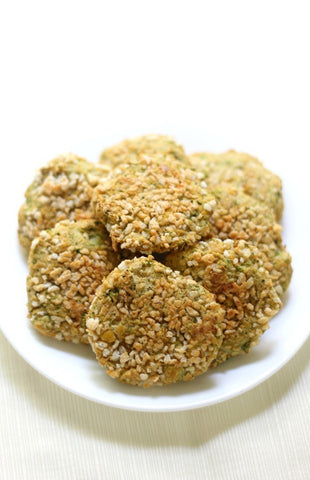 chickpea nuggets