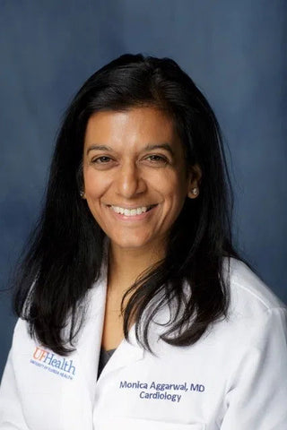 Dr Aggarwal cardiologist plant-based diet chronic inflamtion lifestyle