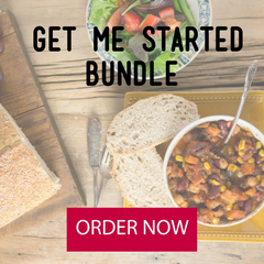 get me started plant-based bundle