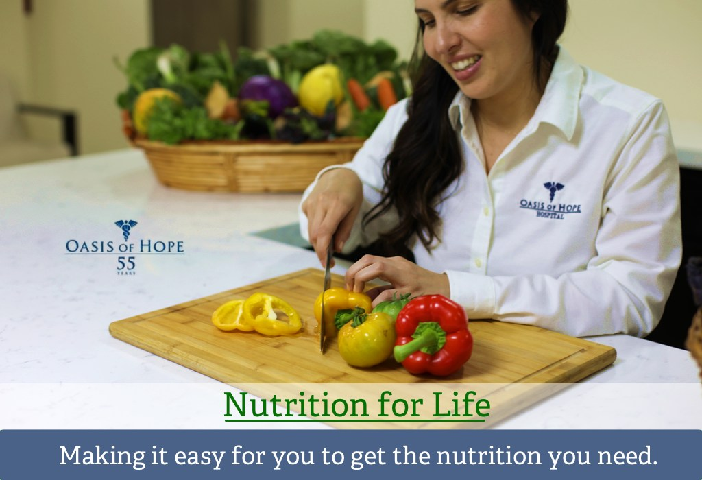 Oasis of Hope - Nutrition for Life