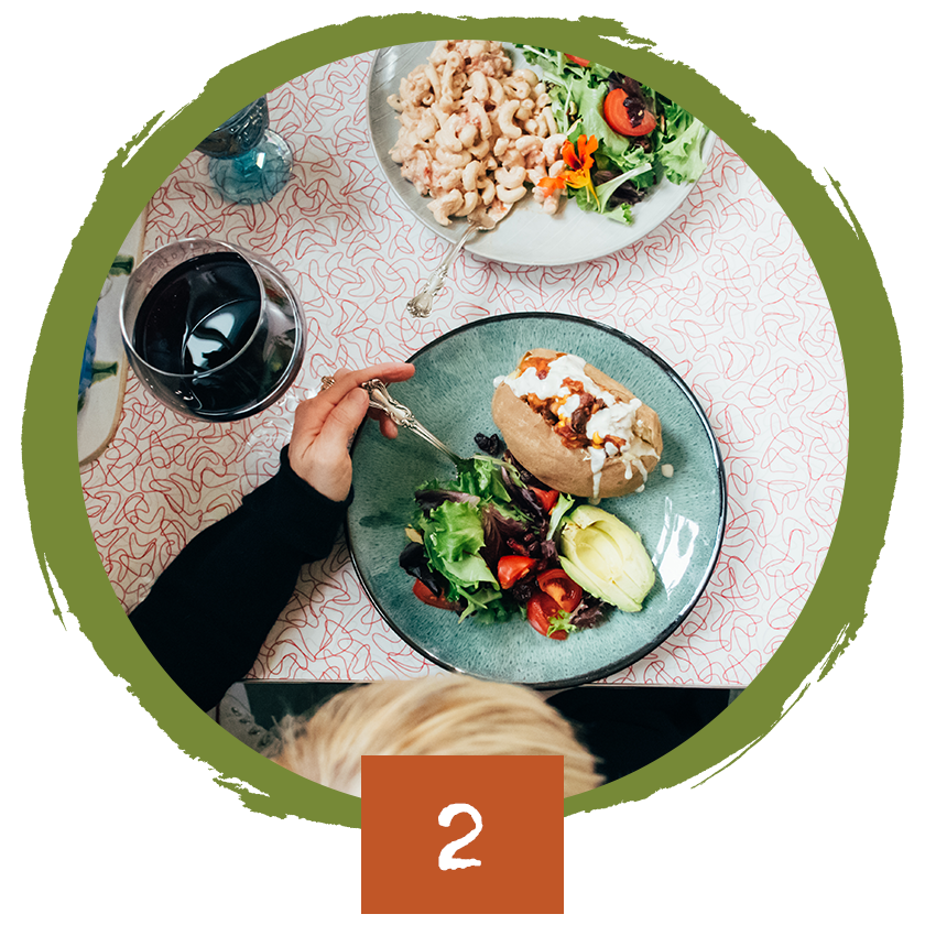 Whole Food Plant Based Prepared Meal Delivery Service | MamaSezz