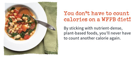 WFPB Counting Calories