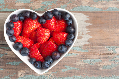 berries heart disease