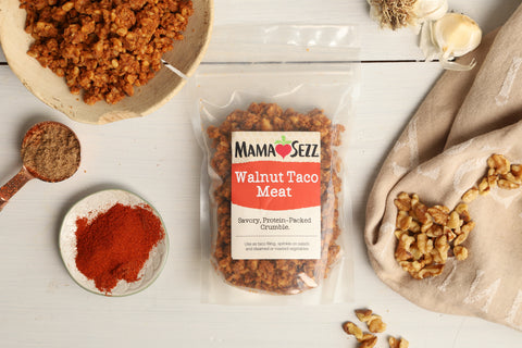 MamaSezz WaLnut Taco Meat
