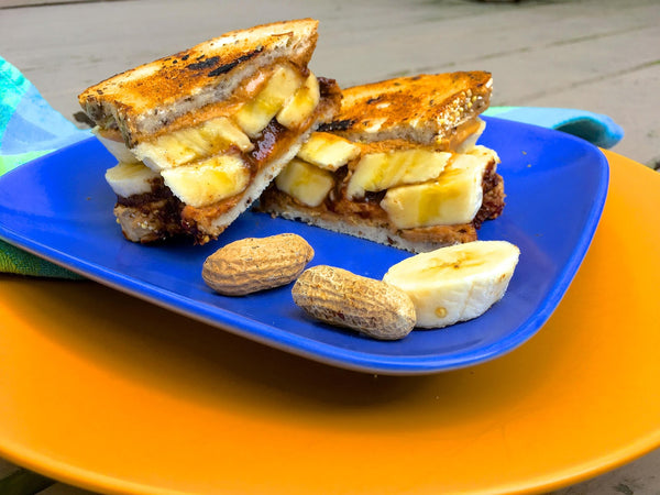 Kid Friendly Breakfast Panini