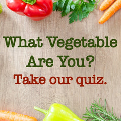What Vegetable Are You Quiz