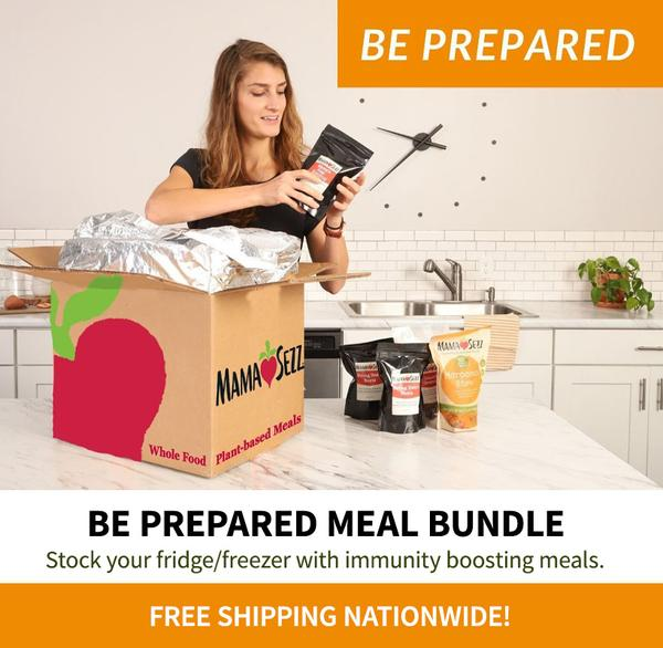 BE PREPARED Packaged Meals Bundle
