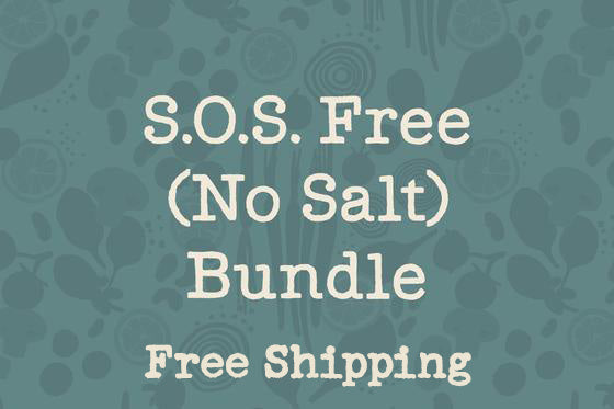 S.0.S. Free (No Salt) Bundle