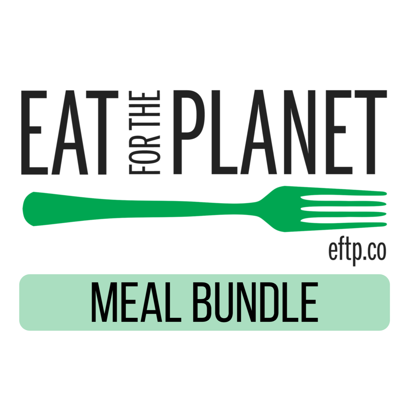 Eat for the Planet Bundle
