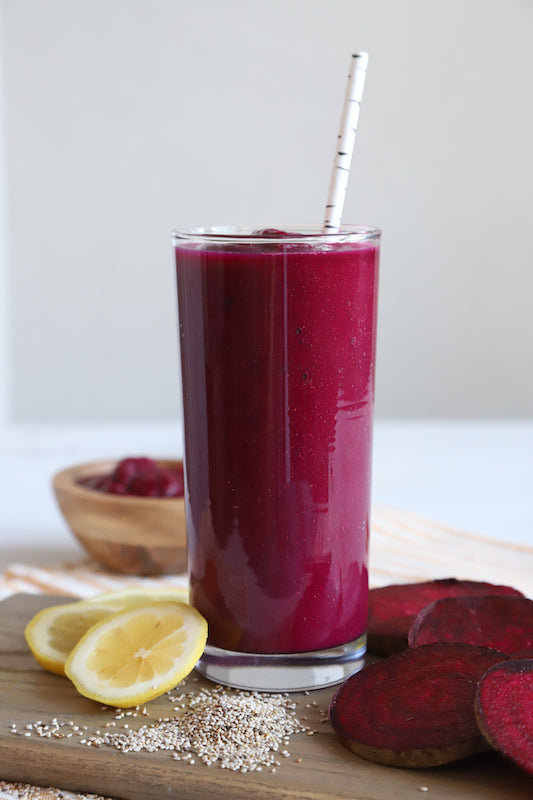 Strong Heart Beets Lemon Chia