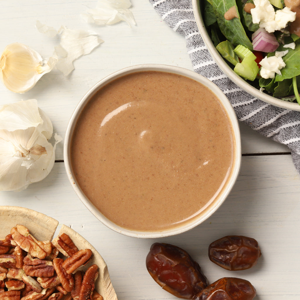 Pecan Balsamic Dressing