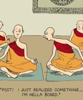 Mindfulness do not have to be BORING!