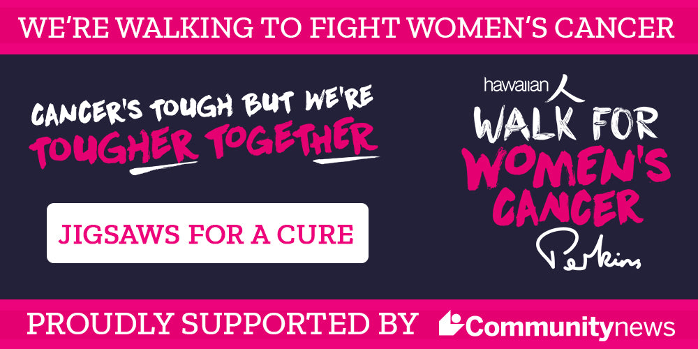 Why we are walking for a cure