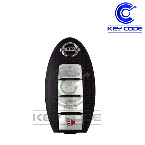 NISSAN Altima 2016 - 2017 Smart Key 4-Btns (Trunk) (Continental #S180144324) / KR5S180144014 - Key Code USA