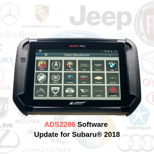 ADVANCED DIAGNOSTICS - SMART PRO - ADS2286 Software Update for Subaru 2018 - 2019