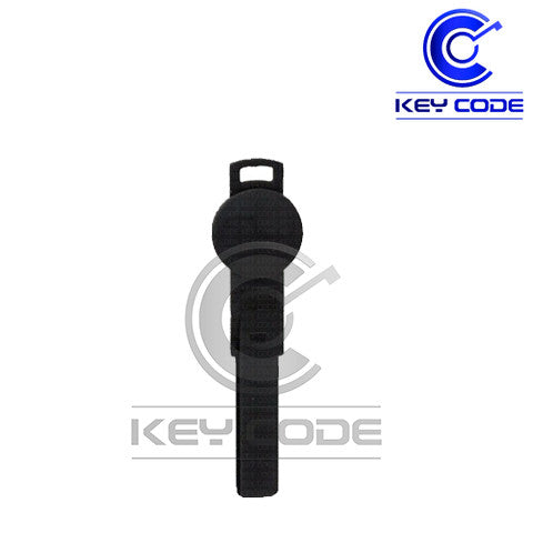 AUDI 1996-2017 Round Valet Emergency Key Blade AS Keys - Key Code USA