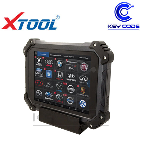 XTOOL AutoProPAD Transponder Programmer - 1 YEAR UPDATES