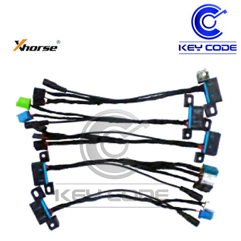 VVDI MB Tool EIS/ELV Test Cables OEM - XHORSE - Key Code USA