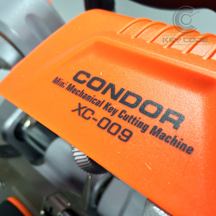 XHORSE Condor XC009 - Key Cutting Machine for Single-Sided and Double-sided Keys