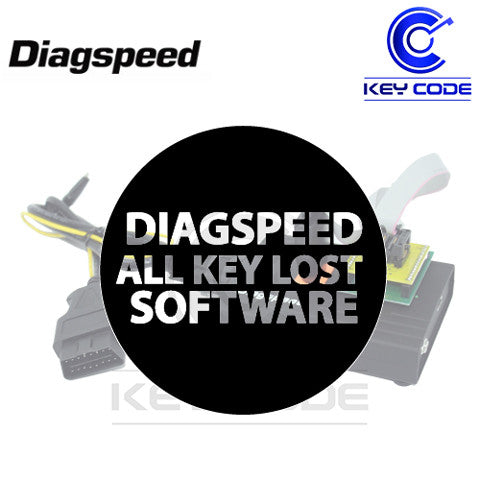 DIAGSPEED All Key Lost Software for 2009+ 164/221 Chassis - Key Code USA