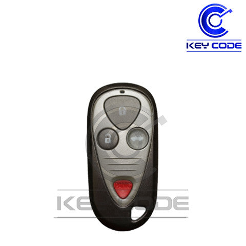 ACURA 1999 - 2004 CL RL TL Keyless Entry Remote 4-Btns (Trunk) 4EG8D-444H-A - Key Code USA