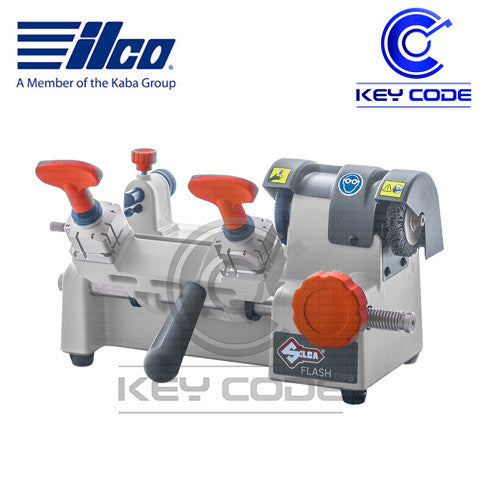 ILCO Flash 008 Entry Level Manual Key Cutting Machine - Key Code USA