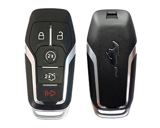 FORD Mustang 2015–2017 Smart Key 5-Btns (RS - Trunk) / M3N-A2C31243300