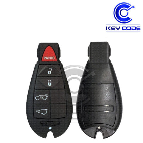 CHRYSLER DODGE JEEP 2008-2013 Fobik Smart Key 5-Btns (Hatch) / IYZ-C01C - M3N5W783X - AS Keys - Key Code USA