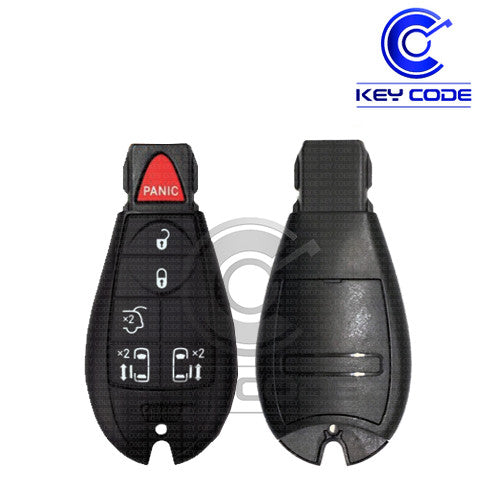 FOBIK CHRYSLER DODGE JEEP 2008-2013 6-Btn IYZ-C01C / M3N5W783X - AS Keys - Key Code USA