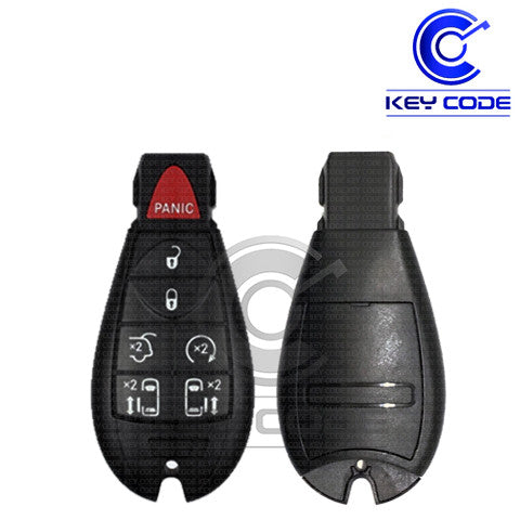 FOBIK CHRYSLER DODGE JEEP 2008-2013 7-Btn IYZ-C01C / M3N5W783X - AS Keys - Key Code USA