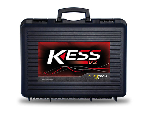 KESSv2 Master Tuning Kit: CAR-BIKE Protocol Activation
