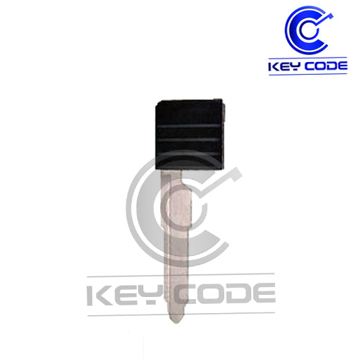 MAZDA 2006 - 2010 Smart Card Emergency Key Blade (W/O Transponder Chip) - AS Keys - Key Code USA