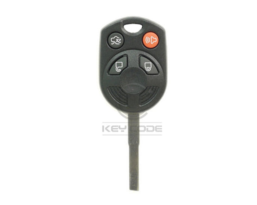 FORD 2011-2019 Remote Key 4-Btns (Trunk - High Security - 80Bit) / OUCD6000022