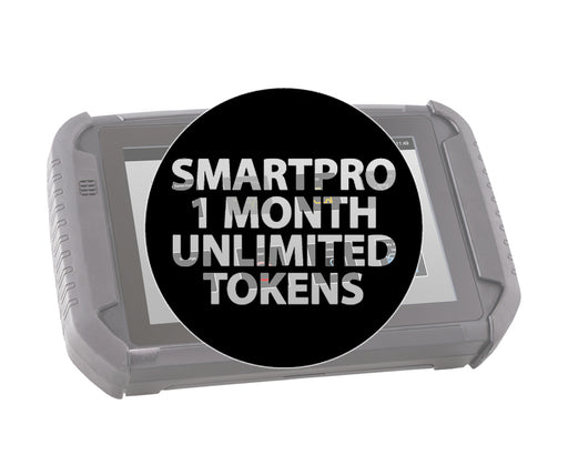 ADVANCED DIAGNOSTICS - UNLIMITED TOKEN PLAN UTP - 1 MONTH FOR MVP PRO / SMART PRO