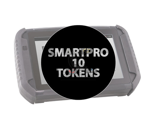 ADVANCED DIAGNOSTICS - 10 TOKENS FOR MVP PRO / SMART PRO - $40 PER TOKEN