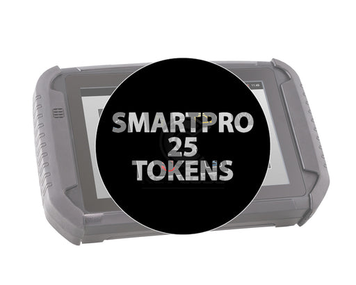ADVANCED DIAGNOSTICS - 25 TOKENS FOR MVP PRO / SMART PRO - $33 PER TOKEN